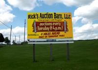 Rick's Auction Barn